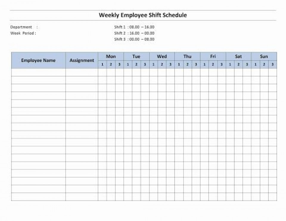 009 Impressive Employee Training Plan Template Excel Inspiration  Free Download Staff Schedule960