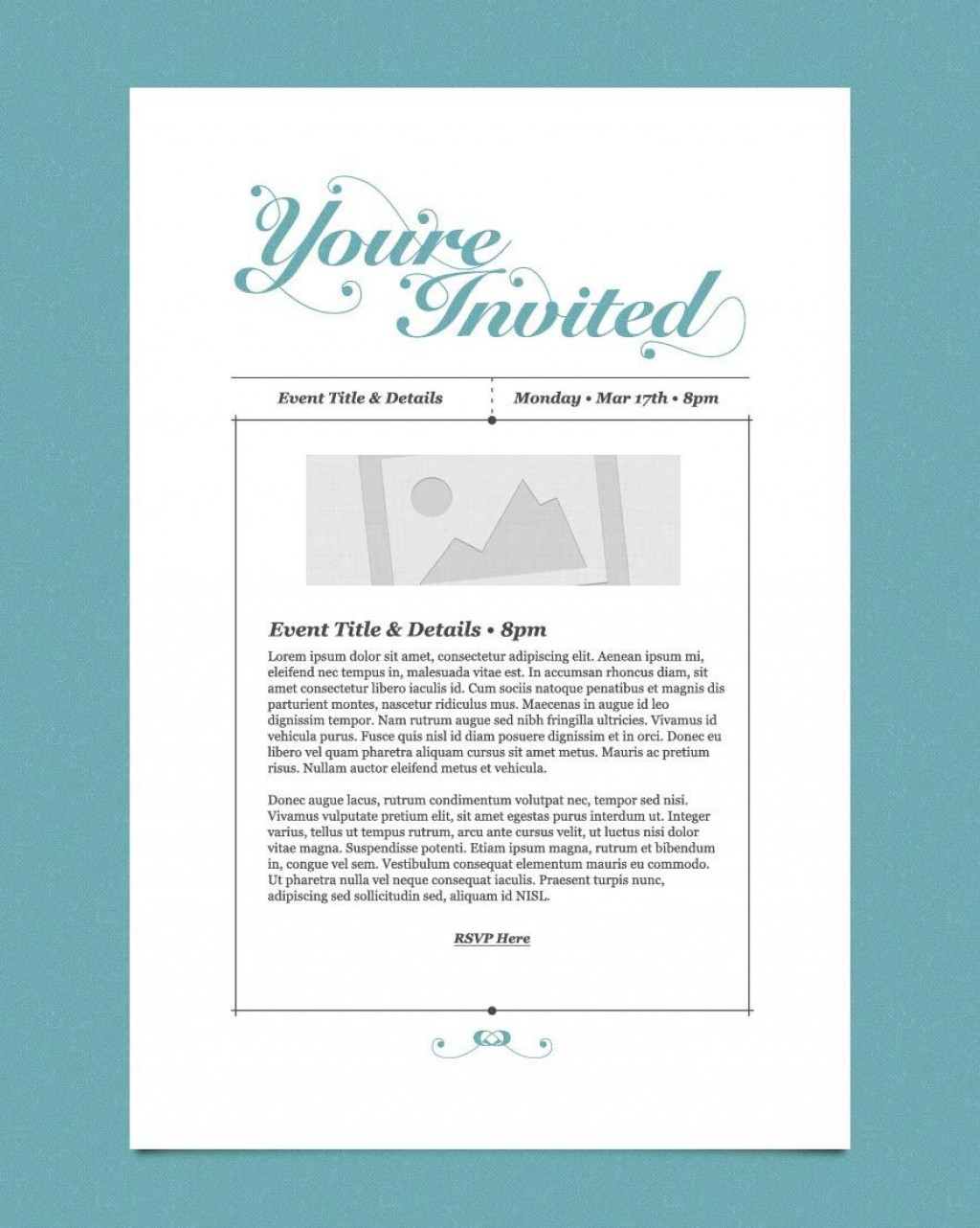 009 Impressive Free Busines Invitation Template For Word Highest Clarity Large