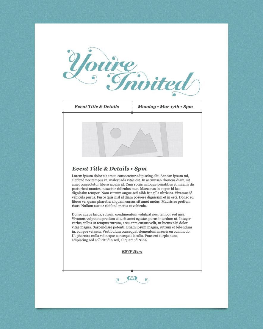 009 Impressive Free Busines Invitation Template For Word Highest Clarity Full