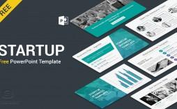 009 Impressive Free Busines Plan Template Ppt Sample  2020 Download Startup 30 60 90