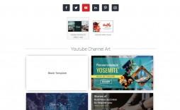 009 Impressive Free Channel Art Template High Def