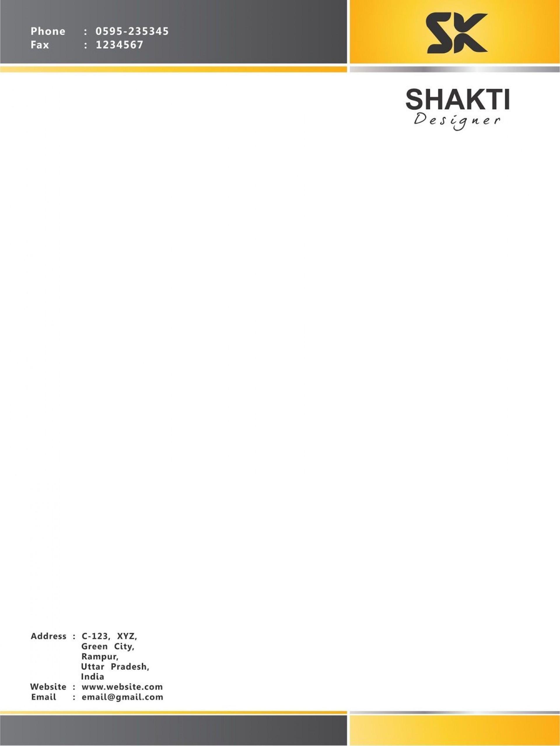 009 Impressive Free Letterhead Template Download Design  Word Psd Sample1920