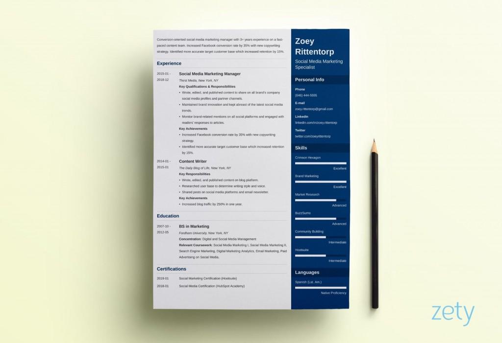 009 Impressive Free Student Resume Template Download Image  WordLarge