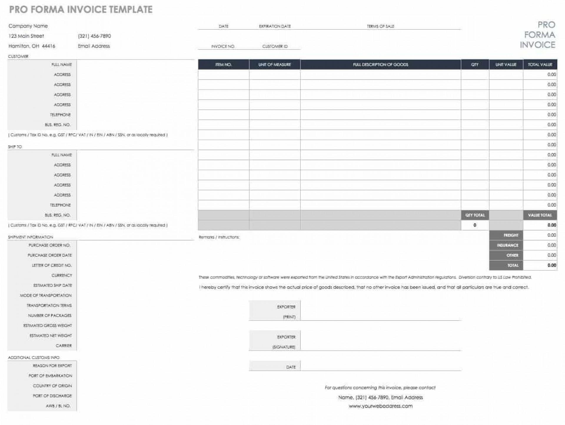 009 Impressive Free Uk Vat Invoice Template Excel High Resolution 1920