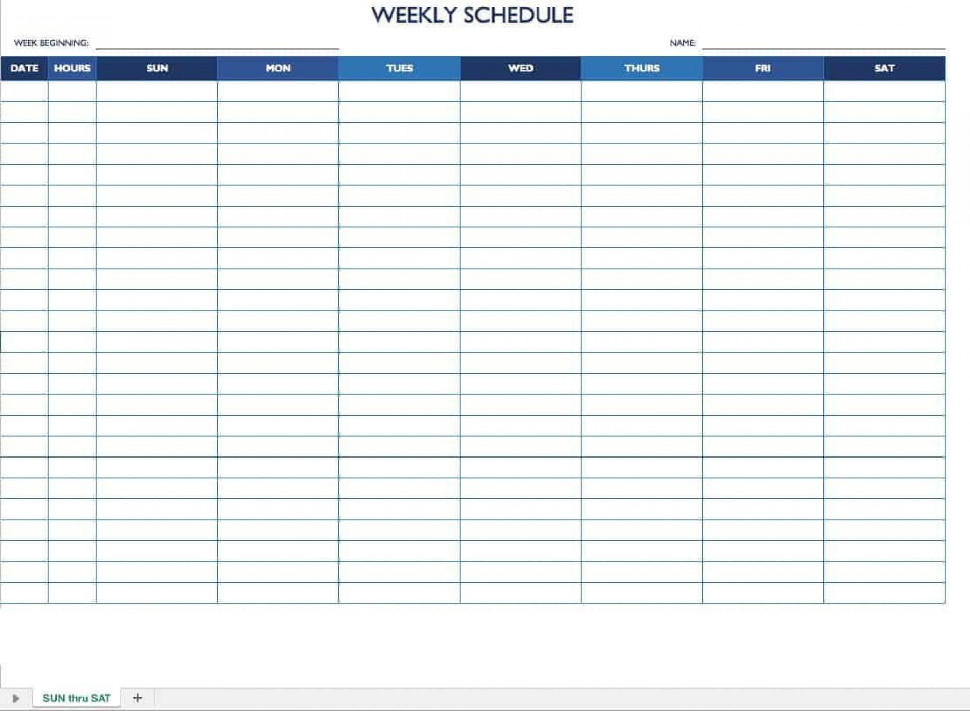 009 Impressive Free Work Schedule Template Excel High Resolution  Plan Monthly Employee1920