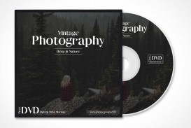 009 Impressive Music Cd Cover Design Template Free Download Example
