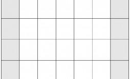 009 Impressive Printable Blank Monthly Calendar Template Image  Pdf