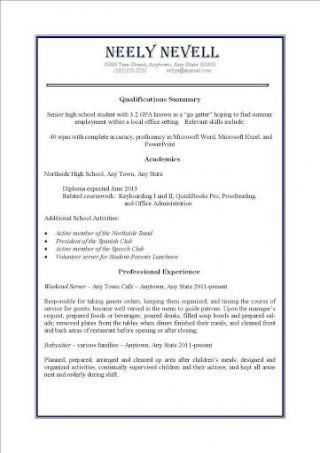 009 Impressive Resume Template For First Job High Definition  Student Australia In School Teenager320