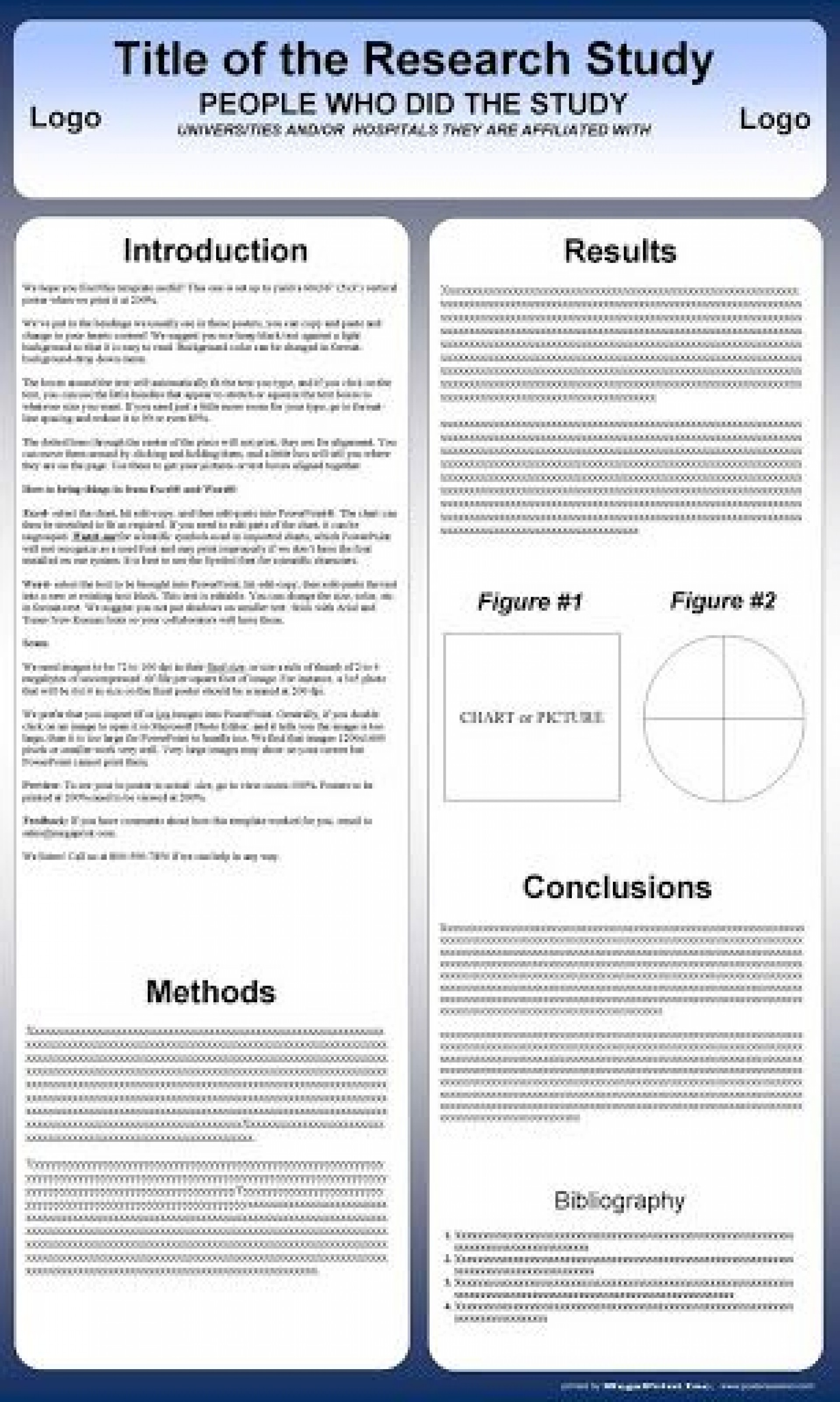 009 Impressive Scientific Poster Design Template Free Download Example 1920