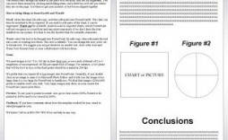 009 Impressive Scientific Poster Design Template Free Download Example