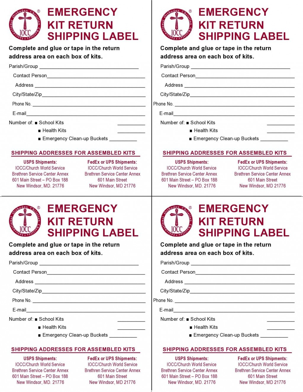 009 Impressive Shipping Label Template Free Word Picture Large