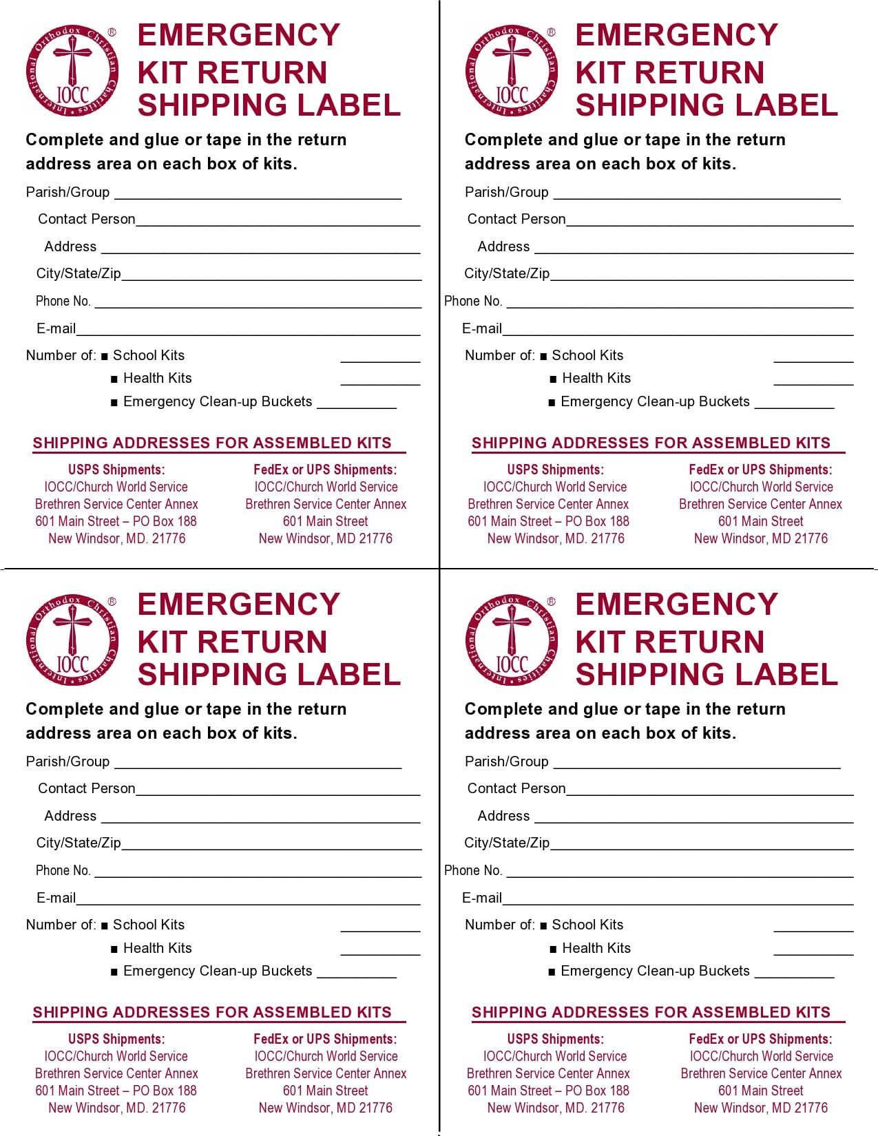 009 Impressive Shipping Label Template Free Word Picture Full