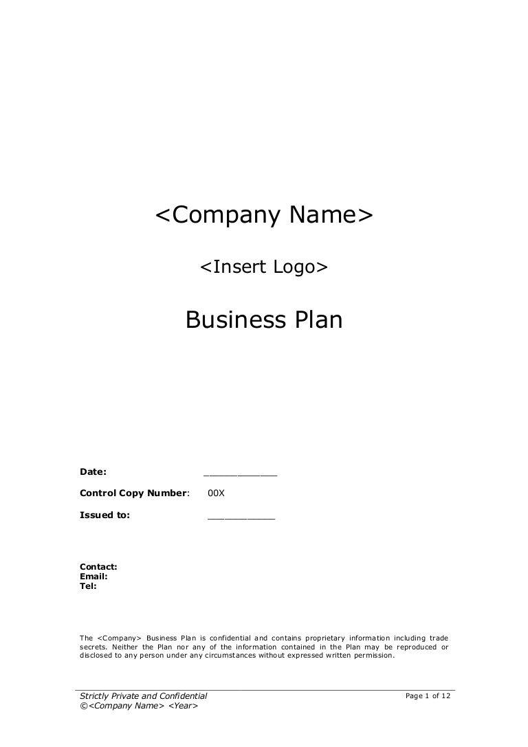 009 Impressive Startup Busines Plan Template Photo  Free Download DocFull