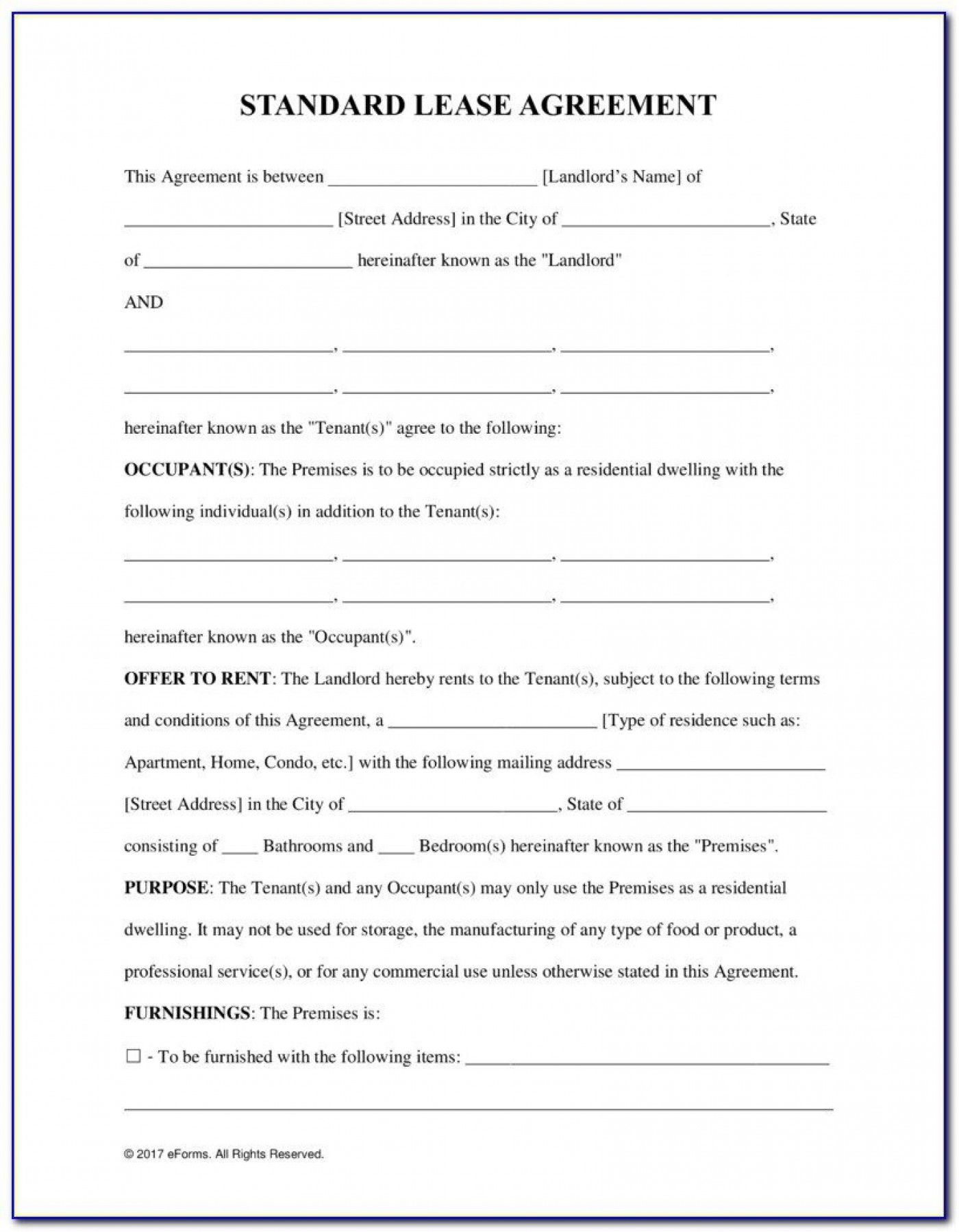 009 Impressive Tenancy Agreement Template Word Free Example  Uk 2020 Rental Doc Lease1400