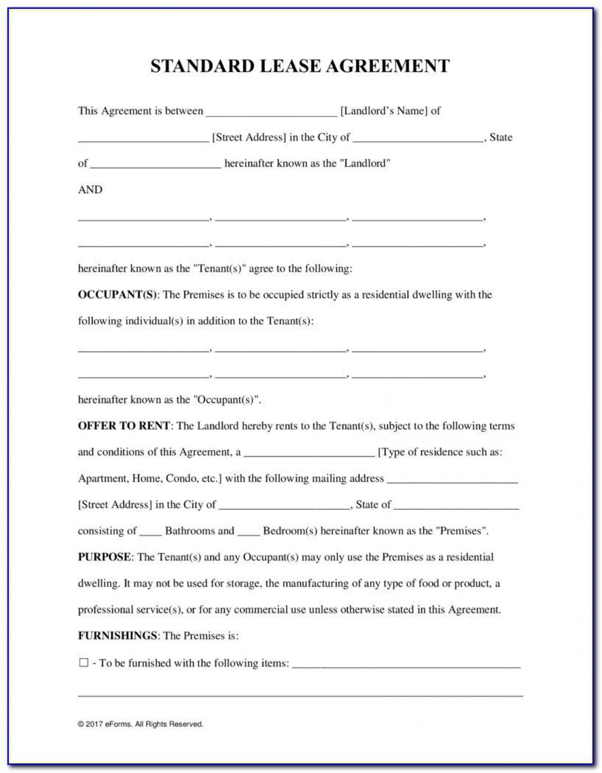 009 Impressive Tenancy Agreement Template Word Free Example  Uk 2020 Rental Doc Lease1920