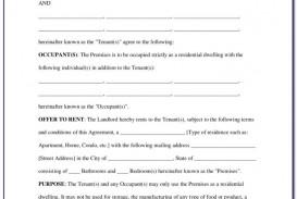 009 Impressive Tenancy Agreement Template Word Free Example  Uk 2020 Rental Doc Lease