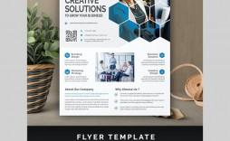 009 Incredible Busines Flyer Template Free Printable Image