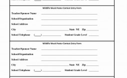 009 Incredible Entry Form Template Word Photo  Raffle Data Microsoft