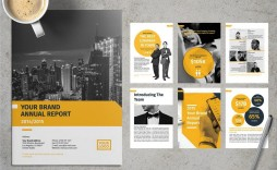 009 Incredible Free Annual Report Template Indesign High Def  Download Adobe