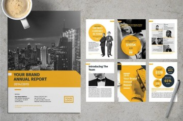009 Incredible Free Annual Report Template Indesign High Def  Adobe Non Profit360