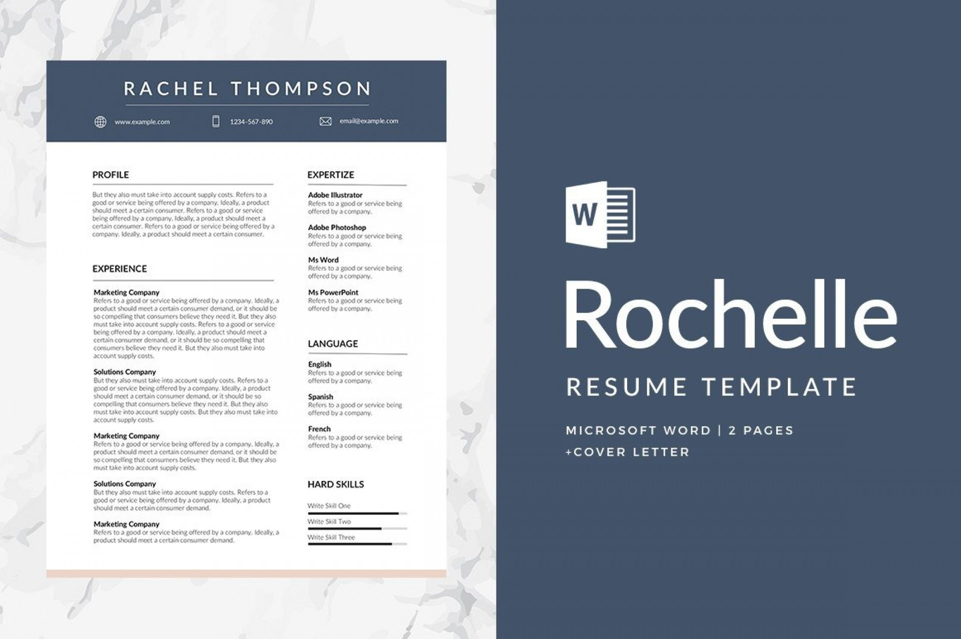 009 Incredible Free Psd Resume Template Highest Quality  Templates Attractive Download Creative (psd Id) Curriculum Vitae1920