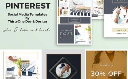009 Incredible Free Social Media Template High Resolution  Templates Website Design Post Download For Powerpoint