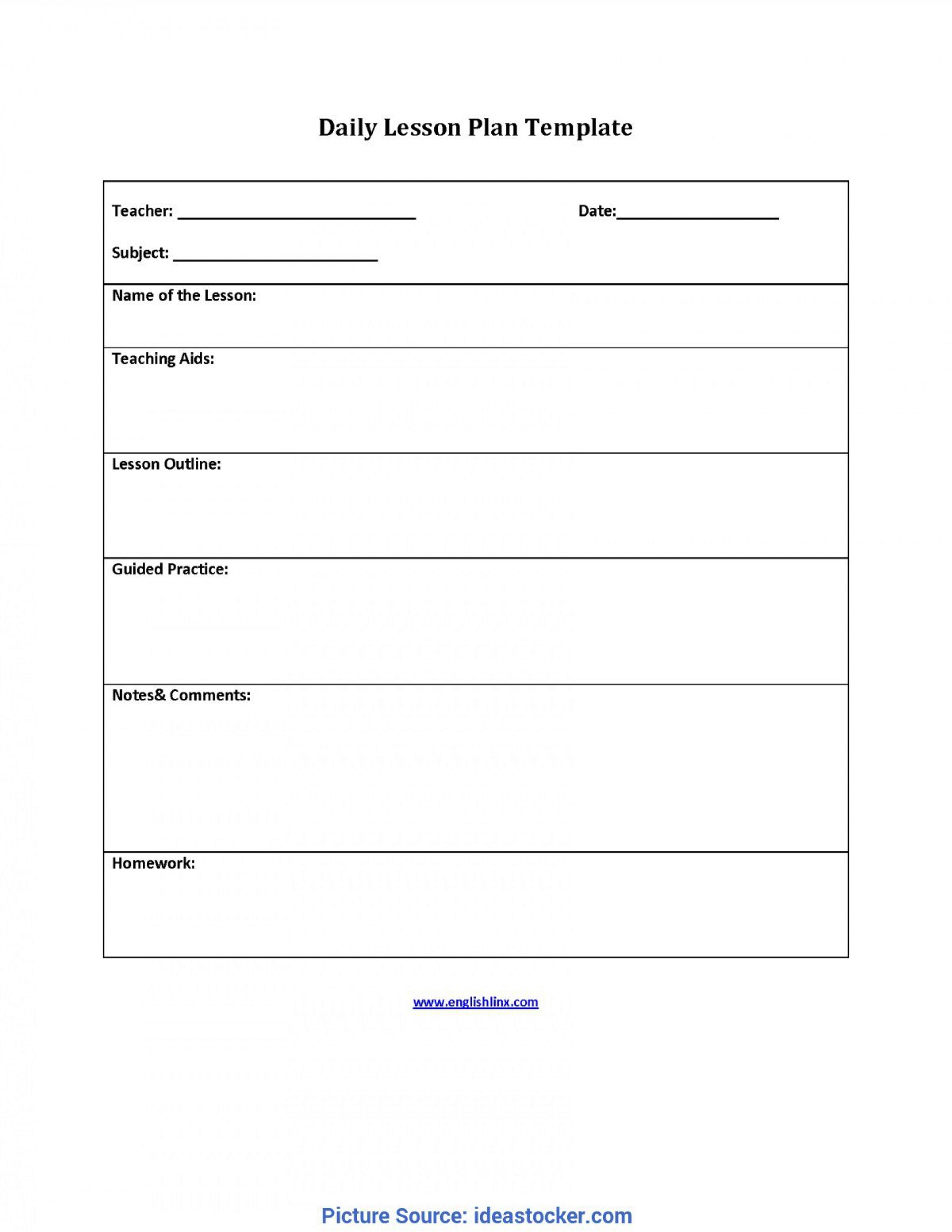 009 Incredible Lesson Plan Outline Template Highest Clarity  Sample Format Pdf Blank Free Printable1920