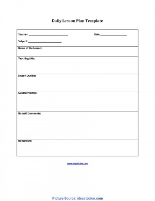 009 Incredible Lesson Plan Outline Template Highest Clarity  Sample Format Pdf Blank Free Printable320