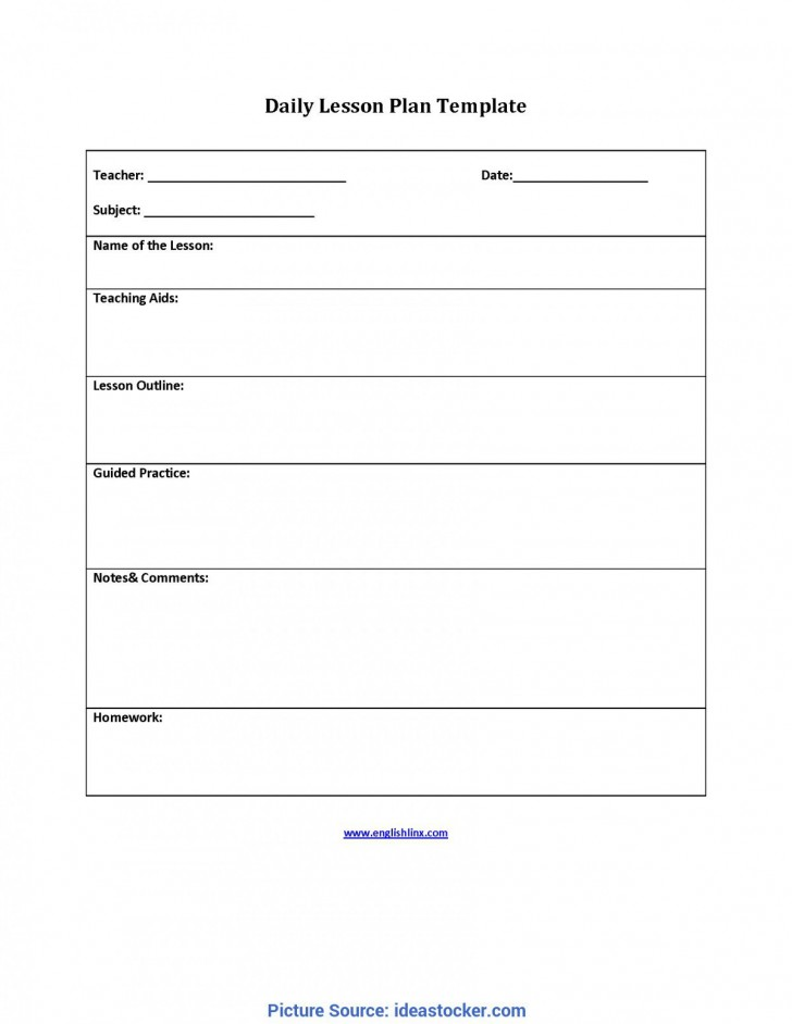 009 Incredible Lesson Plan Outline Template Highest Clarity  Sample Format Pdf Blank Free Printable728
