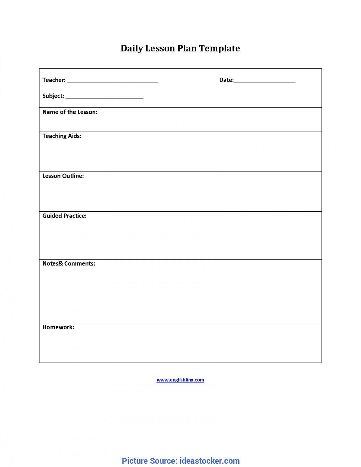 009 Incredible Lesson Plan Outline Template Highest Clarity  Sample Format Pdf Blank Free PrintableFull