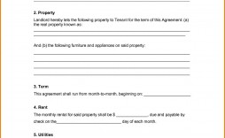 009 Incredible Rental Agreement Template Word Uk High Definition  Free Tenancy 2019