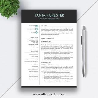 009 Incredible Resume Template Download Word Concept  Cv Free 2019 Example File320