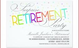 009 Incredible Retirement Party Invitation Template Free Printable Idea