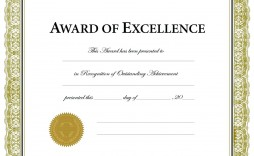009 Magnificent Blank Award Certificate Template Highest Quality  Printable Math Editable Free