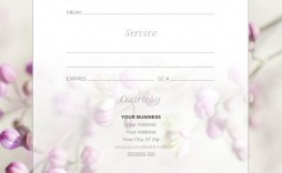 009 Magnificent Free Template For Gift Certificate Photo  Printable Birthday Mac In Word