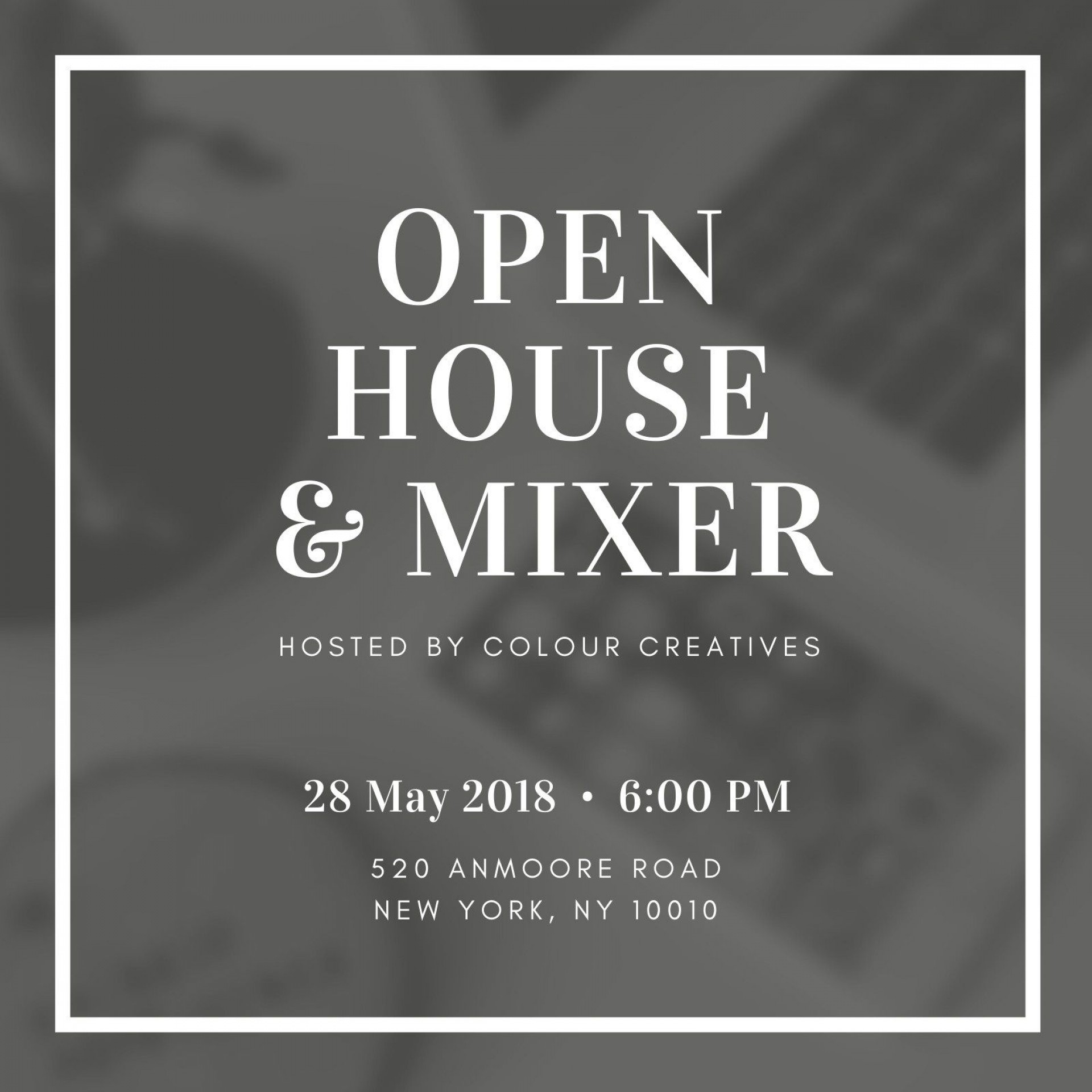 009 Magnificent Open House Invitation Template High Def  Templates Free Printable Busines1920