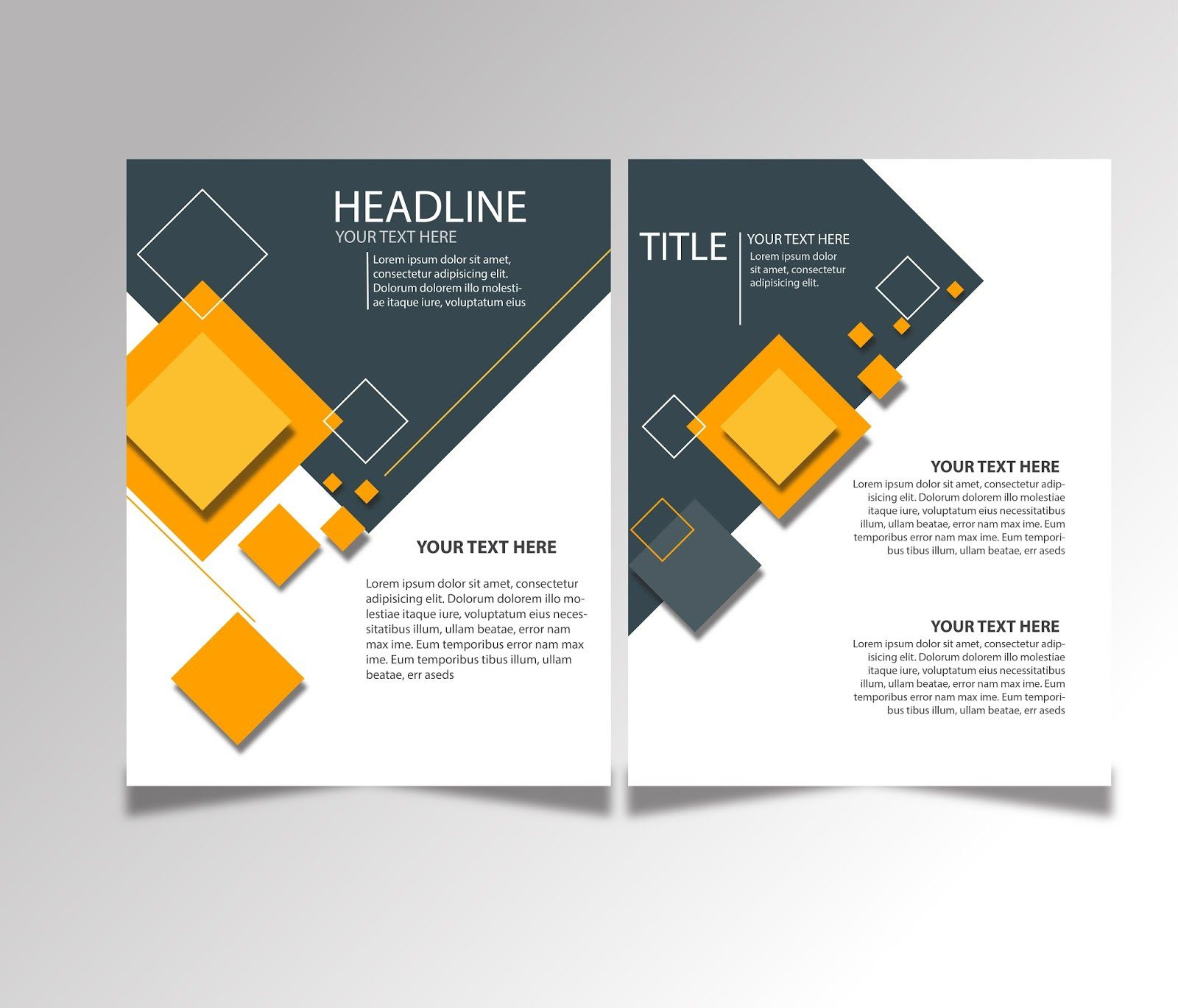 009 Magnificent Photoshop Brochure Design Template Free Download Highest Clarity Full
