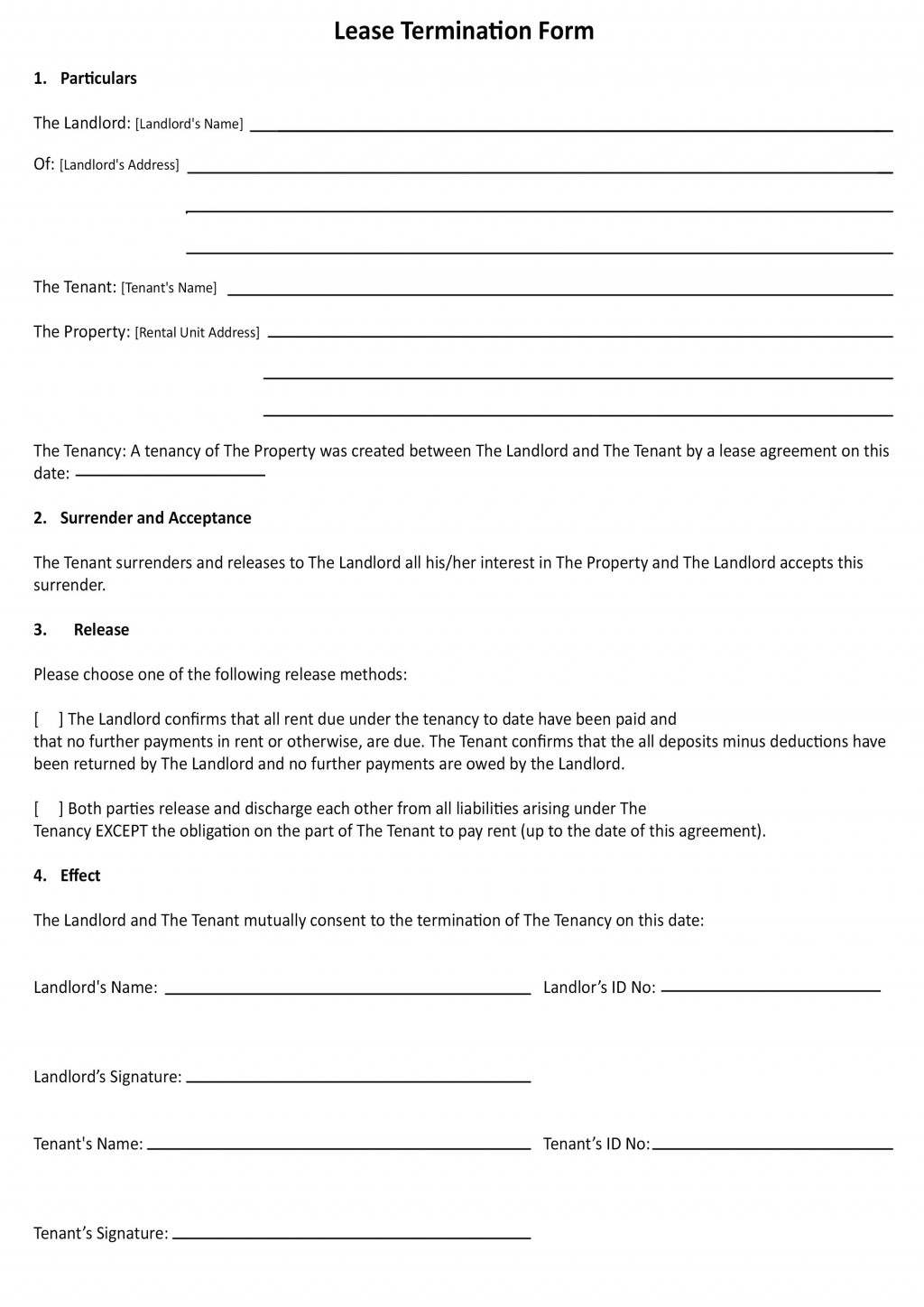 009 Magnificent Rental Agreement Template Word South Africa Picture  Room Doc Application FormLarge