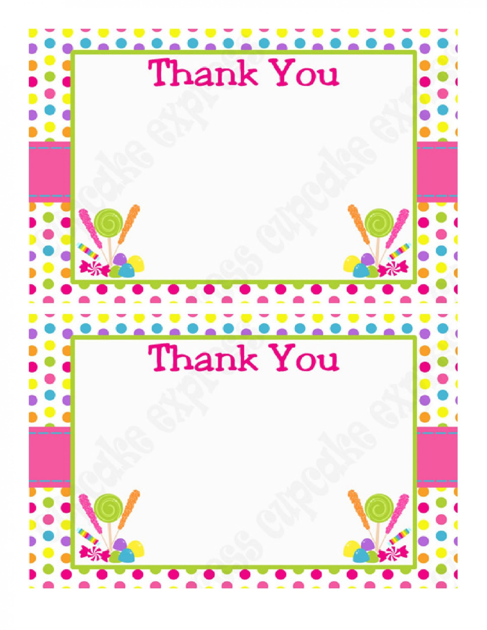 009 Magnificent Thank You Note Template Free Sample  Poshmark Teacher1920