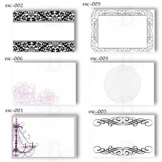 009 Magnificent Wedding Name Card Template Example  Seating Chart Place Free320