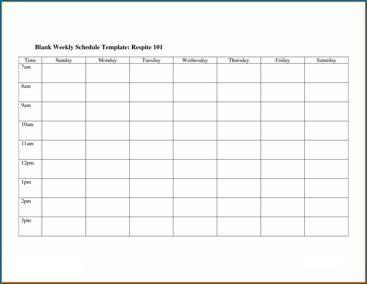 009 Magnificent Weekly Work Schedule Template Photo  Monthly Excel Free Download For Multiple Employee PlanFull