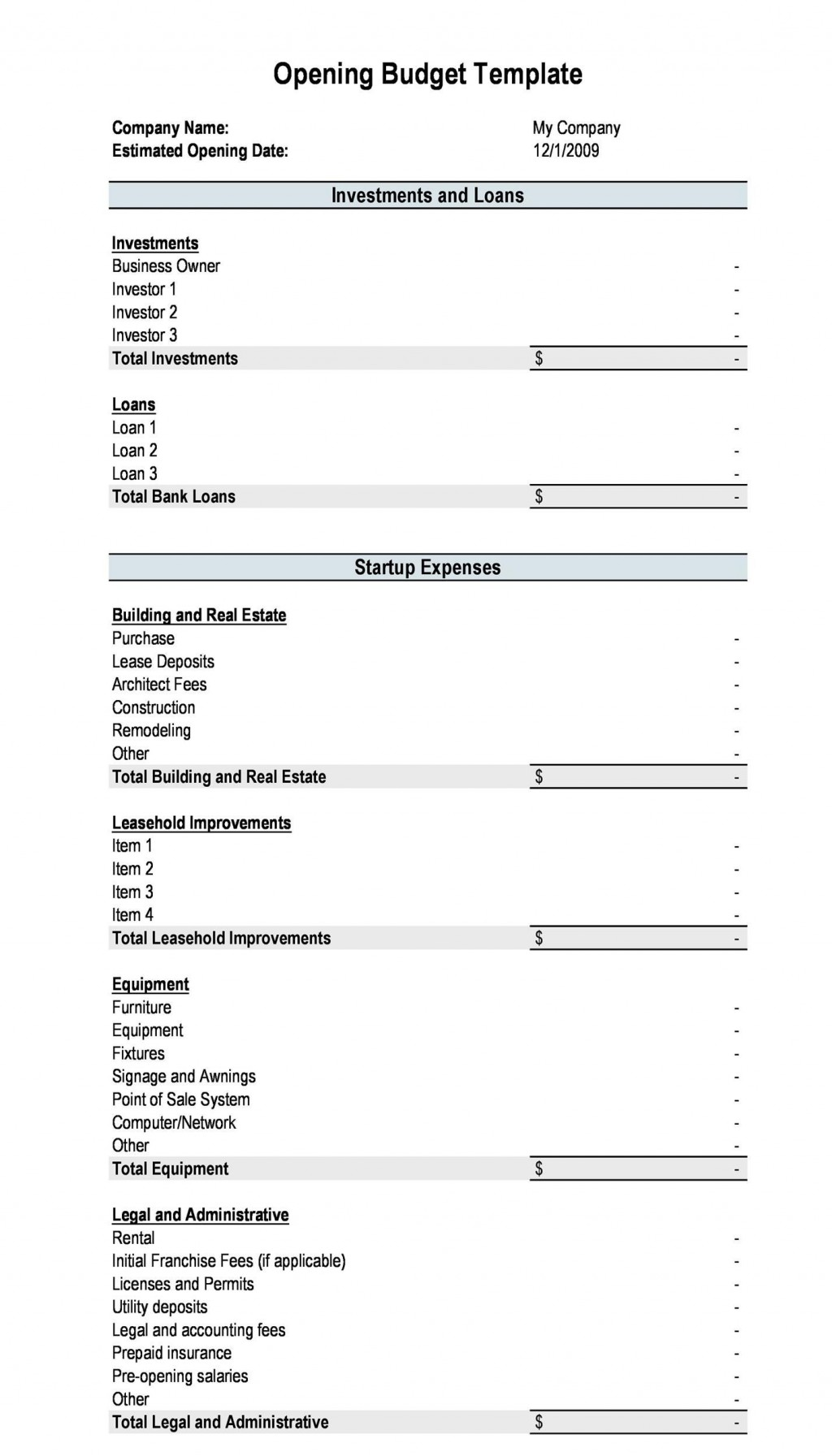 009 Marvelou Best Home Renovation Budget Template Excel Free Example Large