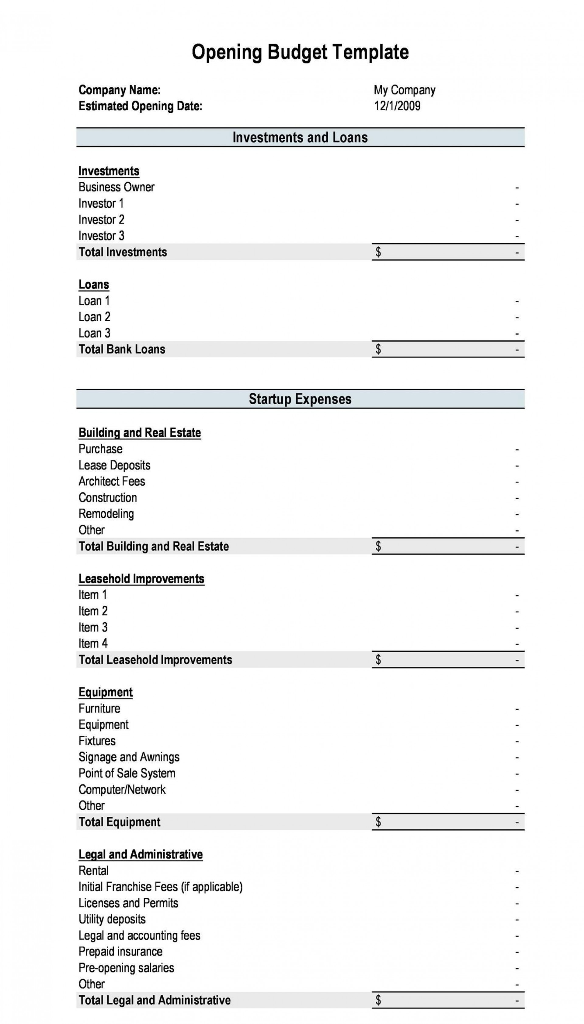 009 Marvelou Best Home Renovation Budget Template Excel Free Example 1920