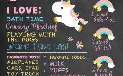 009 Marvelou First Birthday Chalkboard Template Highest Clarity  Diy Printable Free