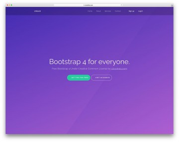 009 Marvelou Free Bootstrap Website Template Picture  2020 Responsive Download For Busines Education360