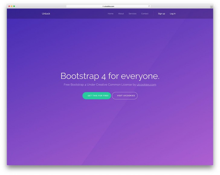 009 Marvelou Free Bootstrap Website Template Picture  2020 Responsive Download For Busines Education728