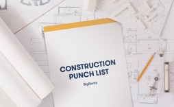 009 Marvelou Free Commercial Construction Punch List Template Photo
