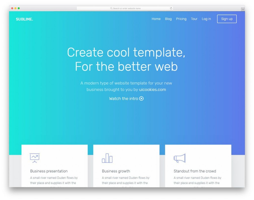 009 Marvelou Free Landing Page Template Bootstrap Photo  3 Html5 2019Large