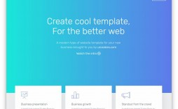 009 Marvelou Free Landing Page Template Bootstrap Photo  3 Html5 2019