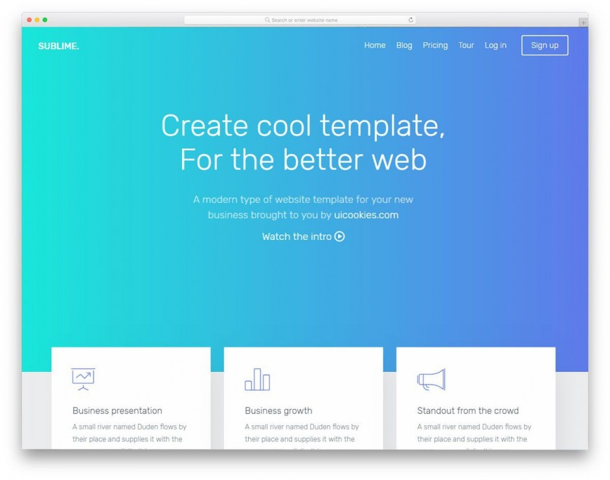 009 Marvelou Free Landing Page Template Bootstrap Photo  3 Download